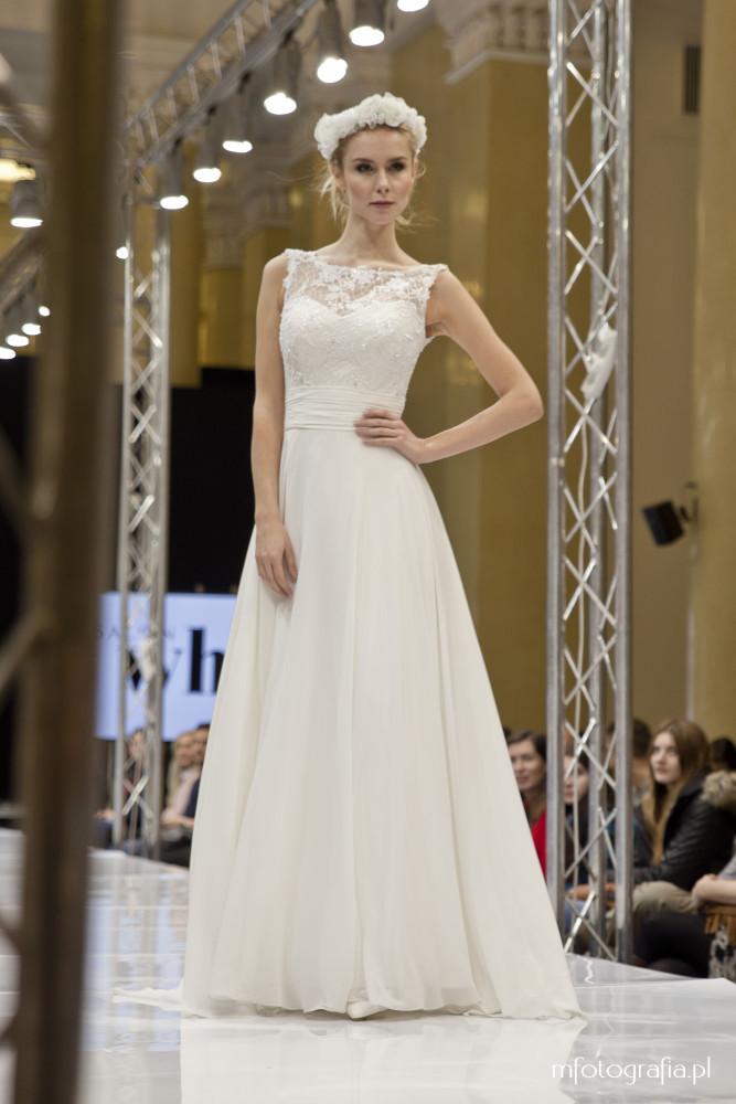 zdjęcie ślubnej sukni