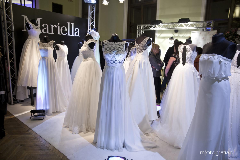 zdjęcia sukni ślubnych Mariella