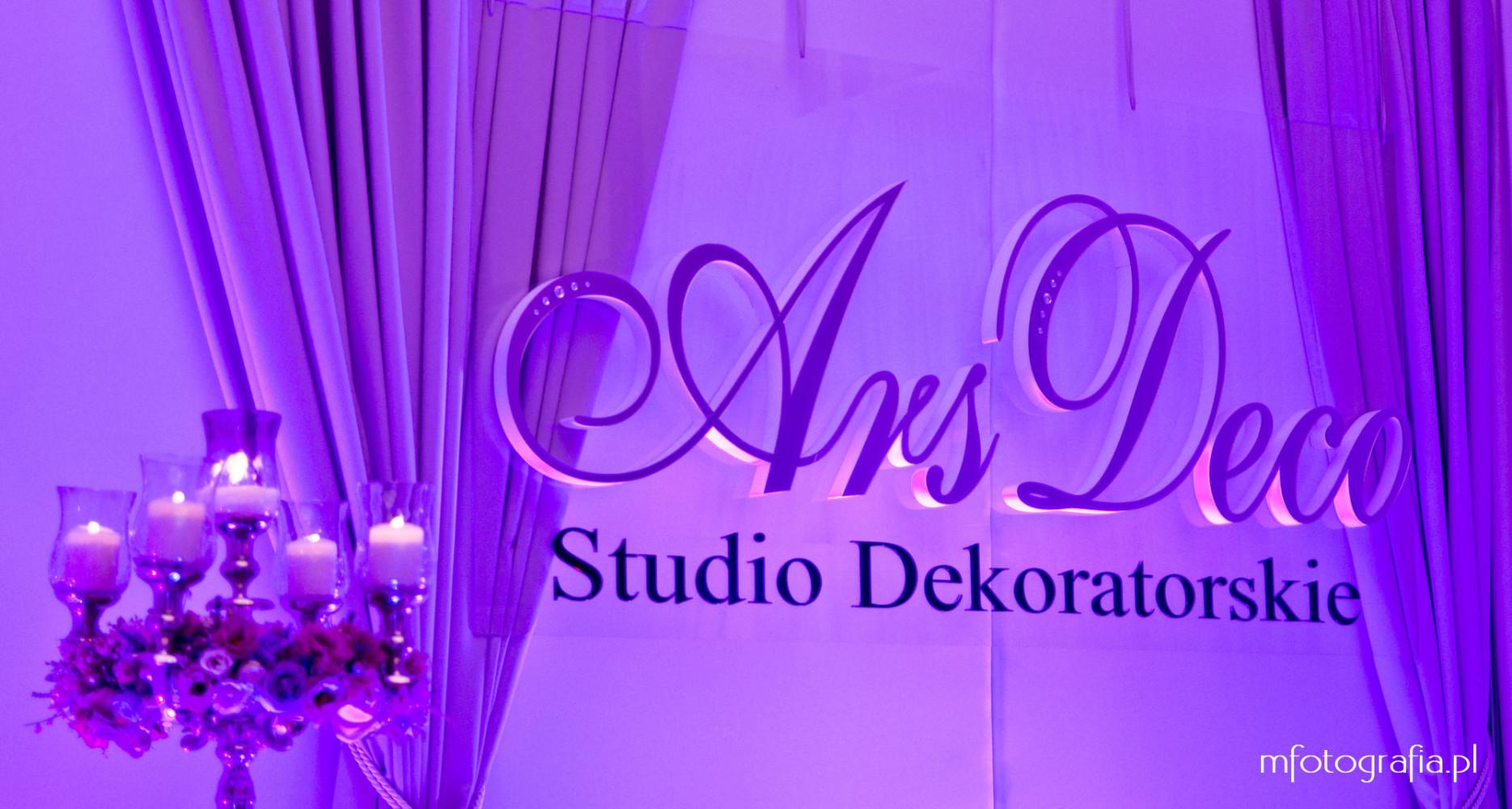 logo Ars Deco - Studio Dekoratorskie