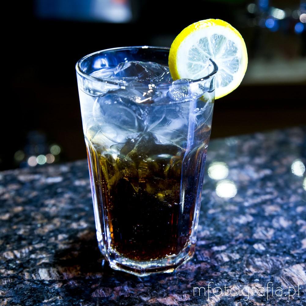 zdjęcie drinku cuba libre