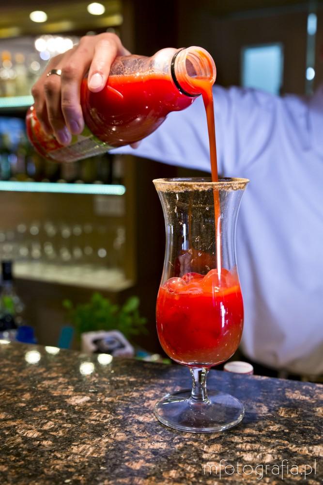 zdjęcie drinku krwawa merry
