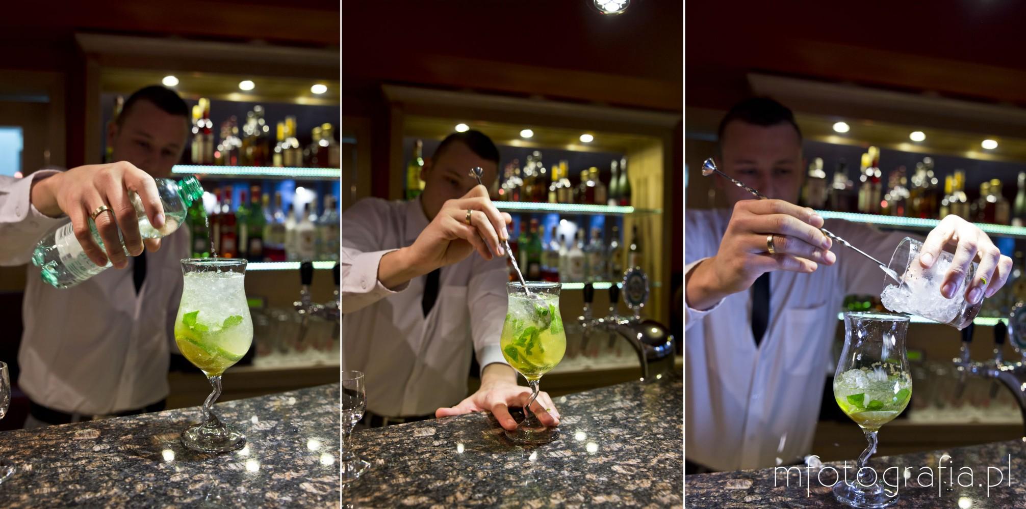 zdjęcie firmowa żywności drinki warszawa
