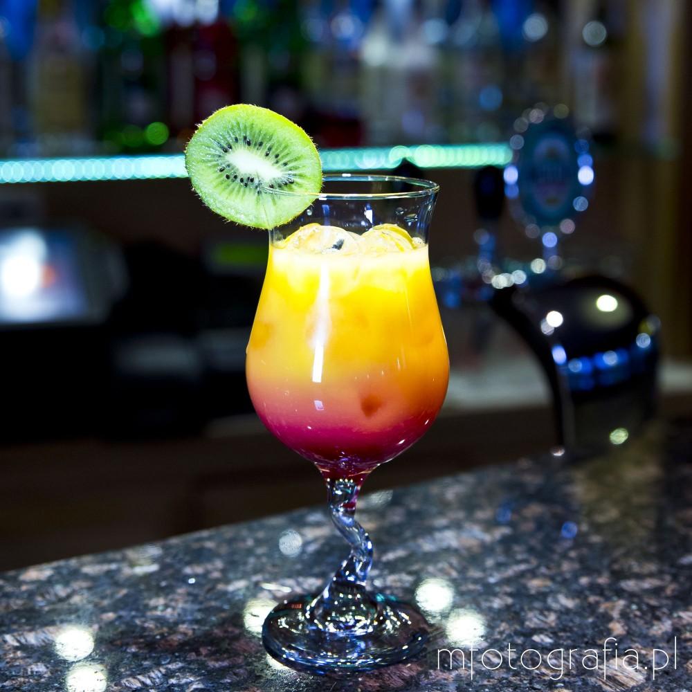 zdjęcie drinku tequila sunrise
