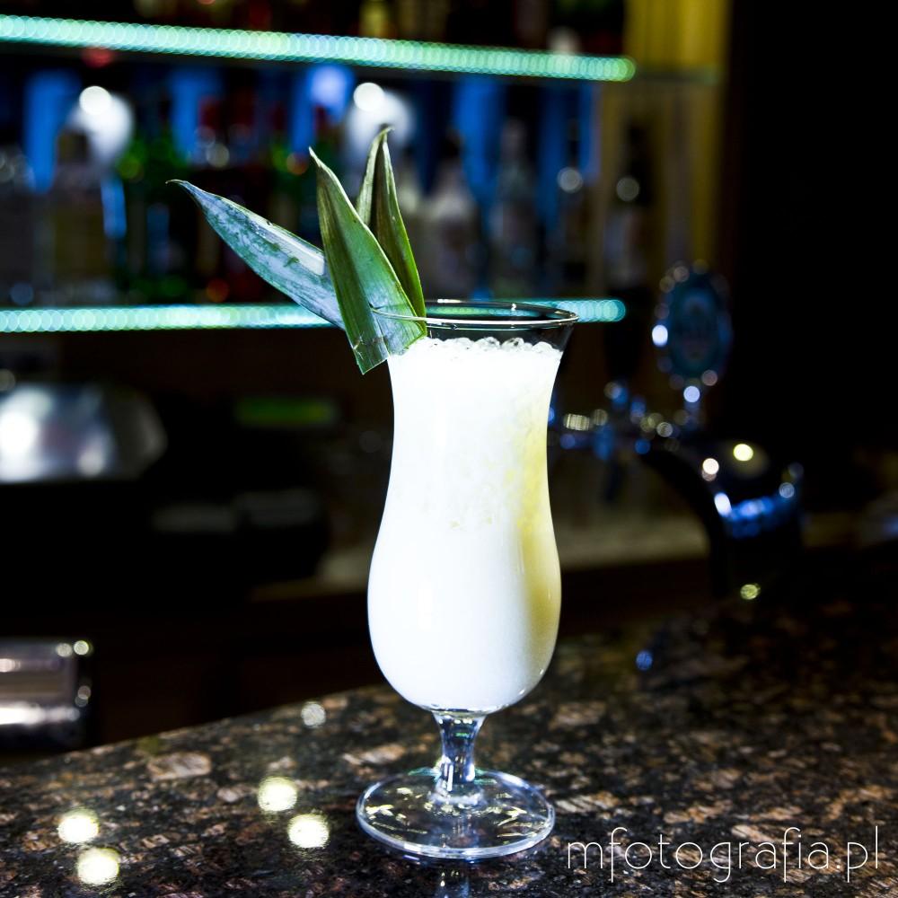 zdjęcie drinku pinacolada