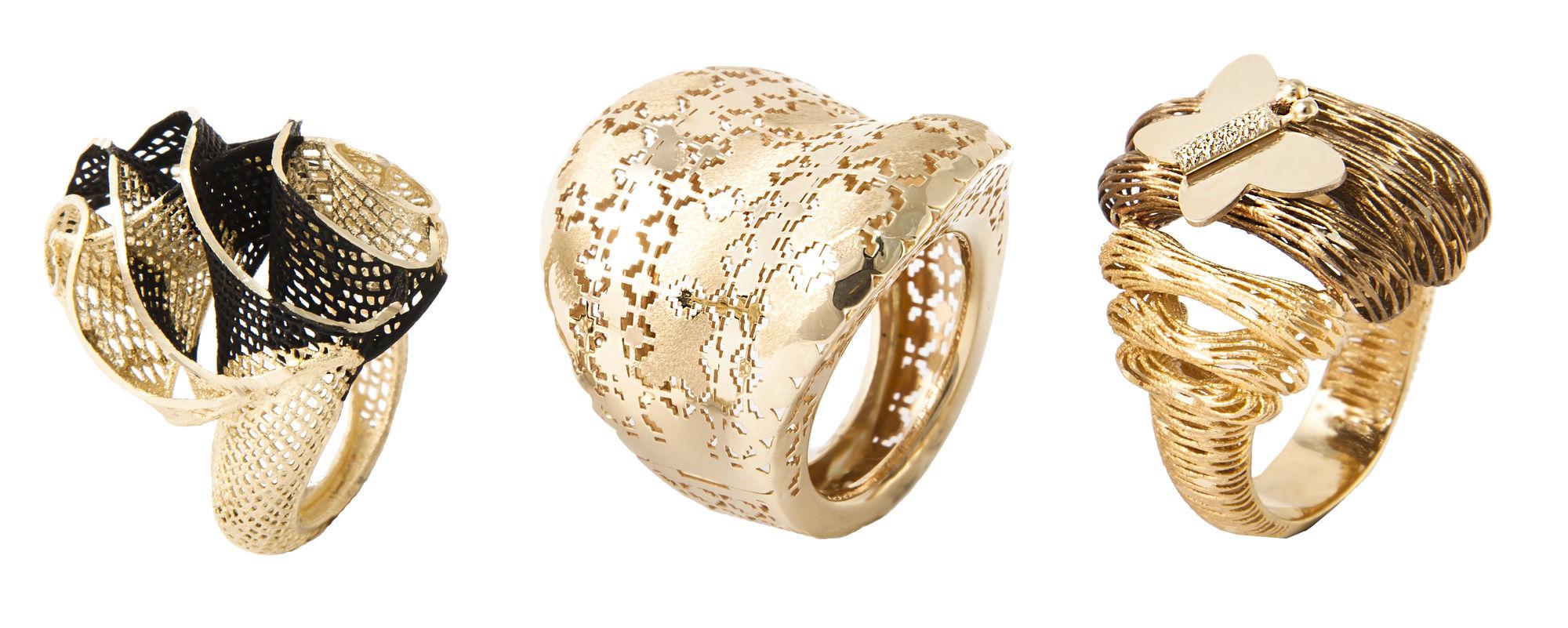 śliczne pierścionki damskie