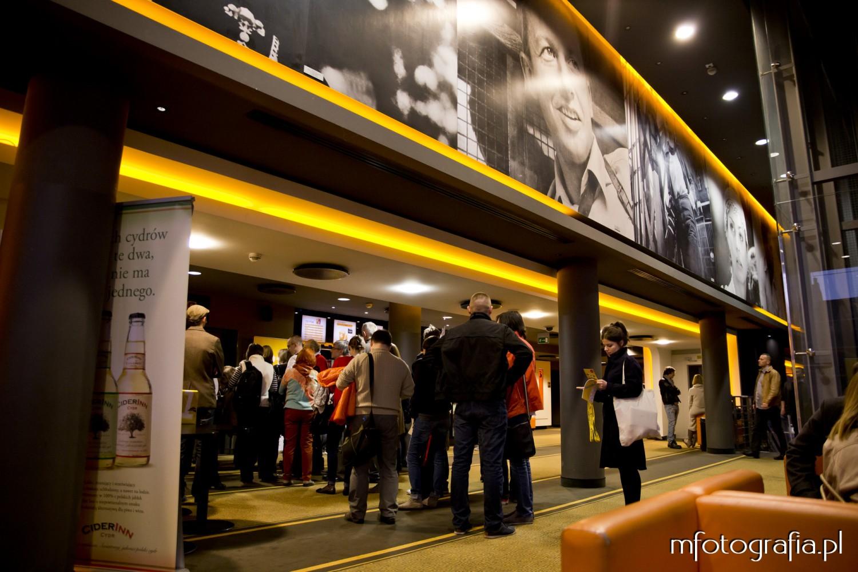 zdjęcia z wiosny filmów w kinie praha