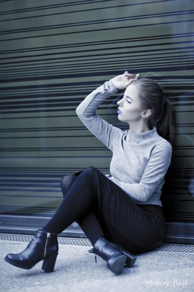 elegencka fotografia fashion kobiety